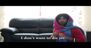 When Nasreen Praying
