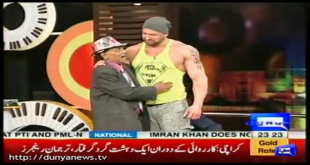Dekheay Aman Ullah Ne Bahar Se Aye Wrestlers Kai Sath Kese Comedy Ki