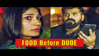 Food Before Dude - Watch Till The End