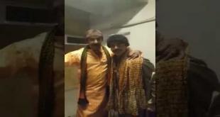 Shoaib Akhter And Wasim Akram As Moula Jutt