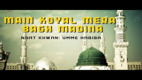 Mein Koyal Mera Bagh Madina