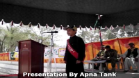 Speech a Littel master