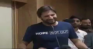Afridi's Reply To Sehwag After India Lost