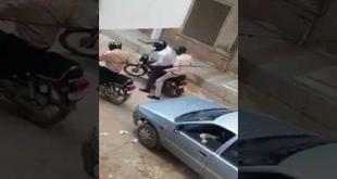 Street Crime In Karachi