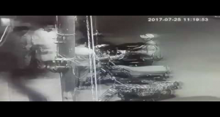 CCTV Footage Of Mobile Snatching In Karachi