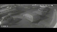 Snatching Footage In Model Colony, Karachi