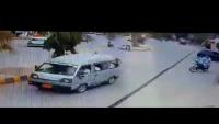 CCTV Footage Of Street Crime In Buhadrabad