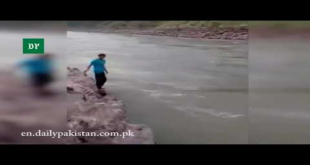 Teenager Dies After Friends Dared Him To Jump In Jhelum River