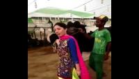 Sharmila Farooqi With Her Qurbani Animal