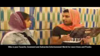 Zaid Ali T Funny Video With His Wife