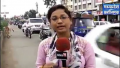 Cow Hits Reporter During Live Reporting