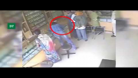 Articulated Robbery At Shop