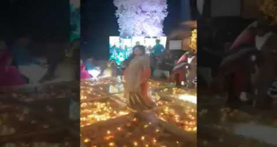 Wahab Riaz Dancing With His Wife On His Brother's Nikkah