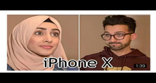 When Fazal Ud Din Bought Her An iPhone X