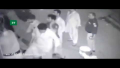 Police Officers Filmed While Breaching Door During Raid In Rawalpindi