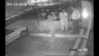 CCTV Footage Karachi Last Night Crime Incident