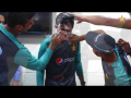 Pakistan Team Celebrating Birthday Of Babar Azam At Zayed Cricket Stadium