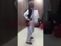 Exercise Video Of Pervez Khattak Going Viral