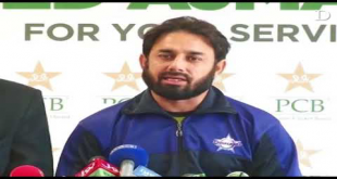 Saeed Ajmal Burst Into Tears While Saying Good Bye To Cricket