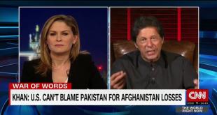 Imran Khan Grills Trump On His Threats