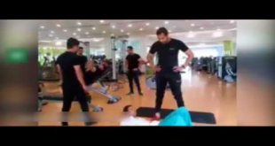 Check Imran Khan Workout In Gym At The Age Of 65