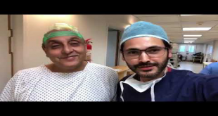 Fahad Mirza Shares Few Words Before Sajid Hassan's Scalp Reconstruction Surgery
