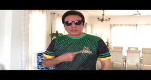Javed Shaikh Supporting Multan Sultan In PSL 3