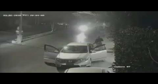 CCTV Footage Of Bukhari Commercial