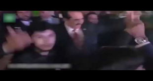 Ex-Army Chief Gen Raheel Sharif Shows His Dance Moves On Pashto Song