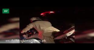 Aamir Liaquat Furious Over VIP Protocol In Karachi
