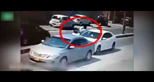 Car Snatched At Gunpoint In Karachi