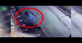 Check How This Guy Stealing Motorcycle In Karachi