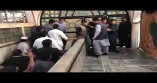 Imran Khan Ki Data Darbar Per Hazri