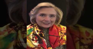Hillary Clinton Has A Special Message For Shahid Afridi