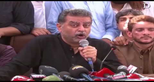 Zaeem Qadri Announces To Contest Election As Independent Candidate
