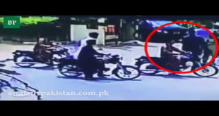 Group Of Robbers Snatch Valuables From Family In Broad Daylight In Karachi