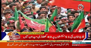 PTI Announces Candidates For General Elections
