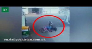 Petrol Pump Cashier Shot Injured In Robbery Attempt In Karachi
