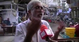 This Man Speaks From His Heart When Reporter Asked Him For Vote