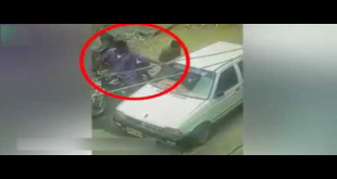 Robbers Snatched Car In Broad Daylight In Karachi