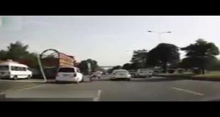 Horrific Accident On Islamabad Expressway