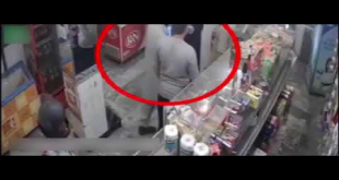 Robbery At The Grocery Store In Karachi