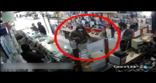 Robbery At Mobile Shop In Rawalpindi