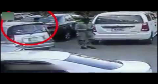 Check How Thief Steals Bag From Car In Islamabad