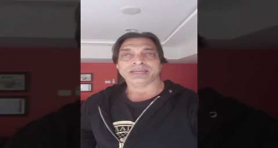 Shoaib Akhtar Congratulates Pakistan Team For Winning The 2nd Test Against New Zealand