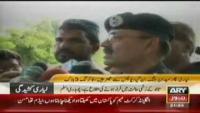 Lyari violence kills four amid rocket attacks