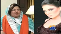 Dolly Bindra not speaks About Veena Malik
