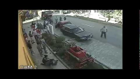 This is why you must wear helmet (Motorcycle Accident)