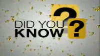 Shocking Facts You Did Not Know A Minute Ago