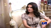 Meera incomplete interview on geo tv - meera marriage scandal